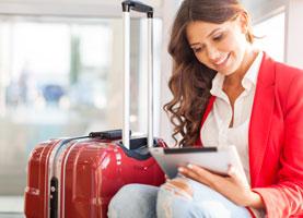 Individuelle Reiseplanung - Reisetipp - Anreise-Weiterreise