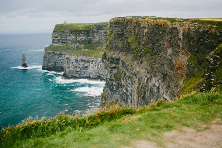 Cliffs of Moher Top Ten Sehenswürdigkeiten Irlands