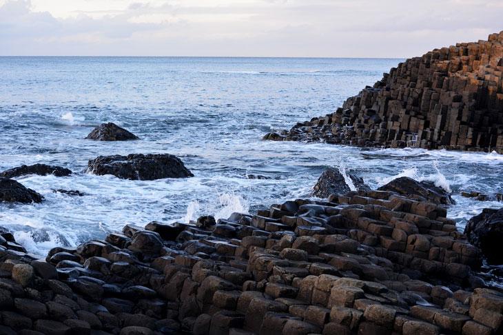 Giants Ccauseway Top 10 Sehenswürdigkeiten Irlands