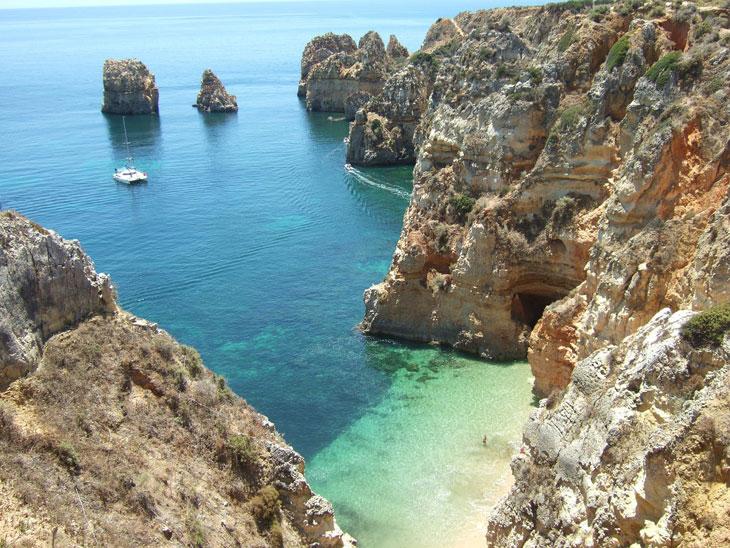 Algarve Küste - Top 10 Sehenswürdigkeiten Portugals