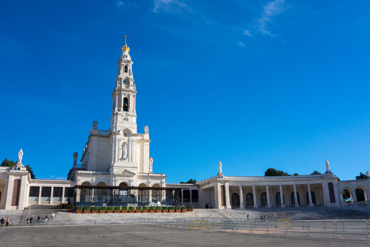 Basilika Fatima - Portugal