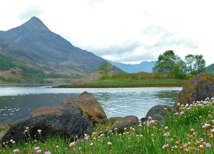 Glen Coe Tal - Schottland - Top 10 Sehenswürdigkeiten Schottlands