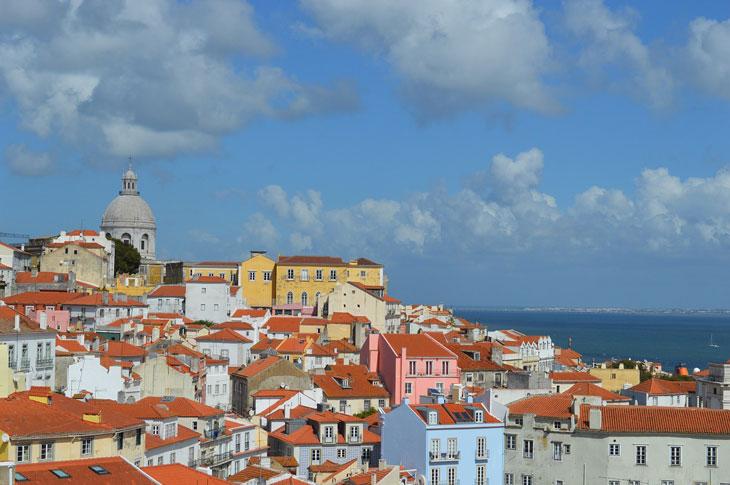 Lissabon Stadt - Top 10 Sehenswürdigkeiten Portugals