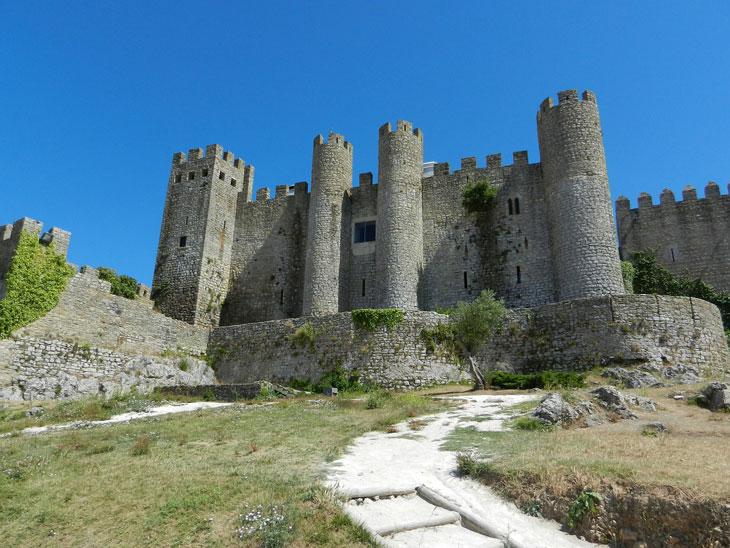 burg - obidos-portugal - Top 10 Sehenswürdigkeiten Portugals