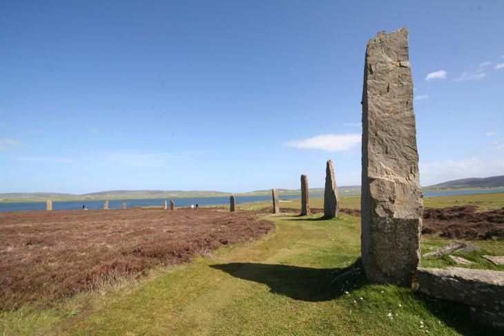 orkneys-steinkreise schottland - top 10 Sehenswürdigkeiten Schottlands