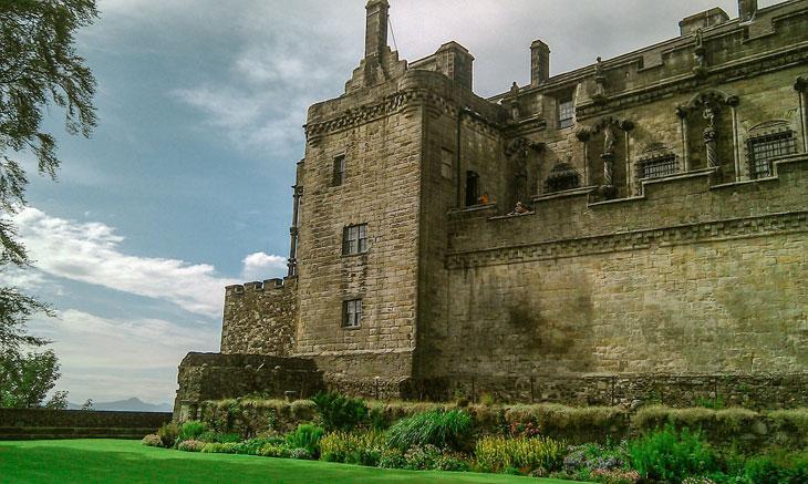 Stirling Castle - Sehenswürdigkeit Schottland