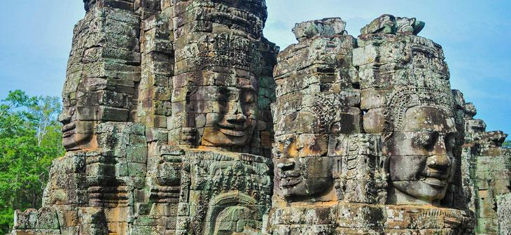 Angkor Wat an einem einzigen Tag