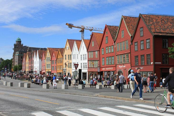 Bergen - Reisetipps Norwegen