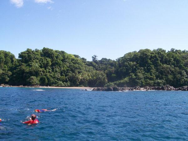 Caño Island - Costa Rica Urlaub