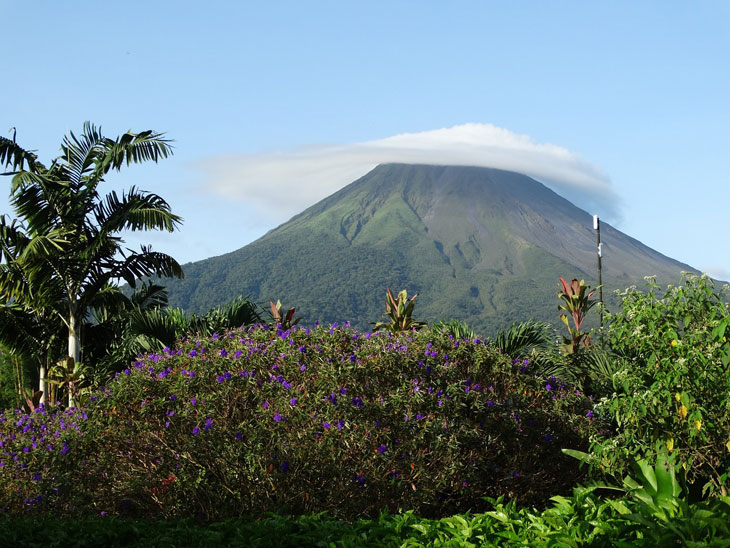 Vulcan Arenal - Costa Rica Urlaub