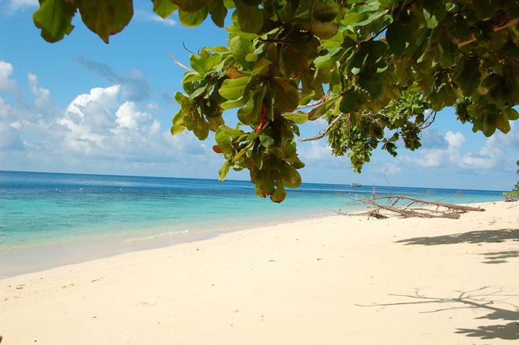 Ko Kradan Insel Strand - inselhopping Thailand