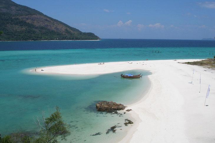 Koh Lipe - Sunset Strand - Inselhopping Thailand