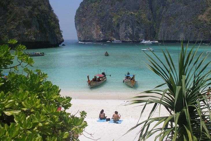 Koh Phi Phi Leh - Maya Bay - Inselhopping Thailand